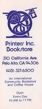 Photo: Printers Inc. Bookstore (3)
