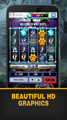 Wolf Slots | Slot Machine 4.3.0 screenshots 1