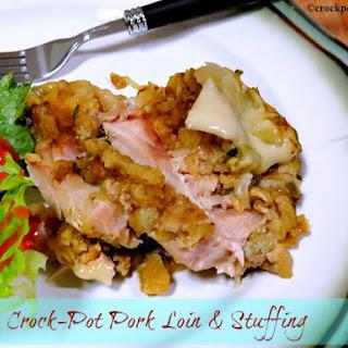 Stuffed Pork Loin Crock Pot Recipes.