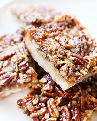 Easy Pecan Pie Bars