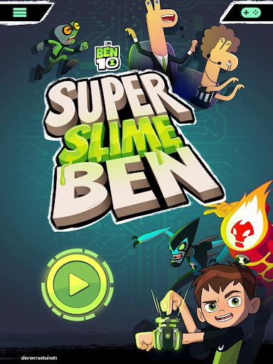 Ben 10 - Super Slime Ben: Endless Arcade Climber filehippodl screenshot 15
