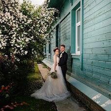 Wedding photographer Andrey Vasiliskov (dron285). Photo of 04.08.2017