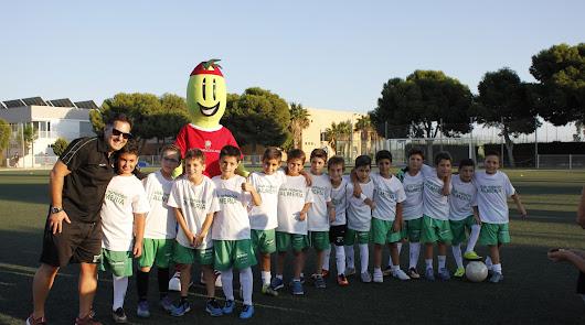 El CN Almería benjamín ha brillado este año