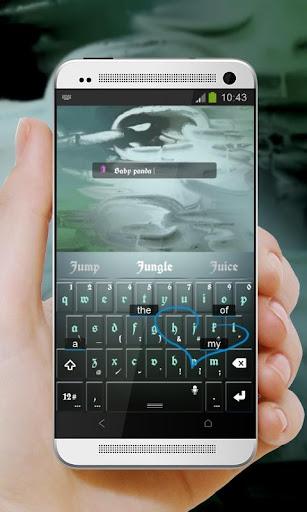 玩免費個人化APP|下載パンダフィールPandafīru TouchPal app不用錢|硬是要APP