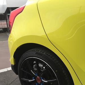 スイフトスポーツ  ZC33S 2018年式 オートマのカスタム事例画像 いけりんさんの2019年01月22日07:50の投稿