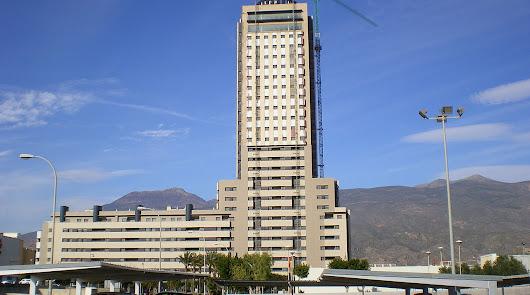 Un fondo USA y el Santander se quedan con la gran torre de El Ejido