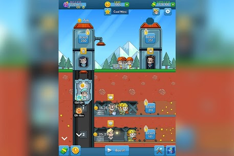 Idle Miner Tycoon – Mine Manager Simulator 6