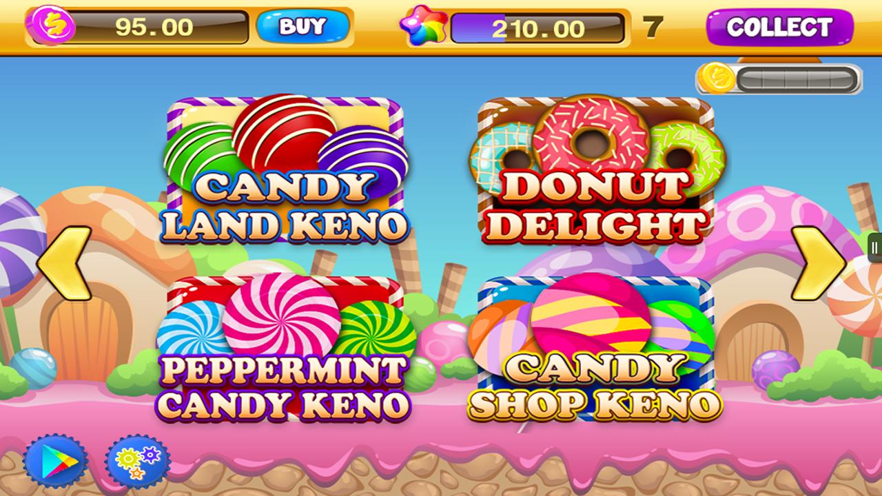 Play free bonus keno