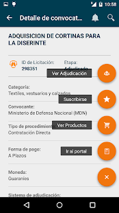 Contrataciones PY- screenshot thumbnail