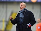 """Philippe Clement zeer tevreden met de overwinning, maar: """"Jammer dat je zo'n avond niet met de supporters kan vieren"""""""