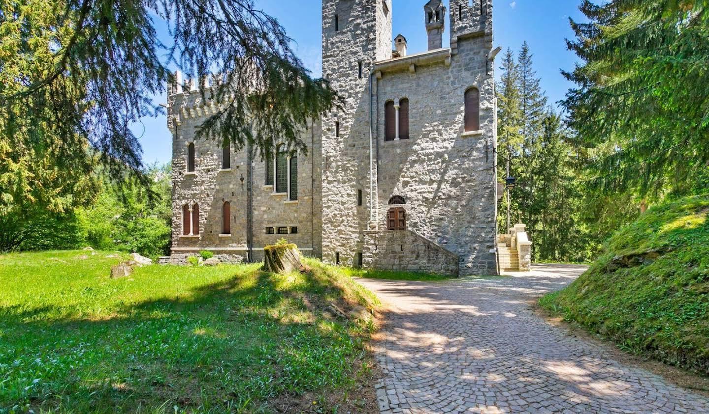 Appartement avec terrasse Ponte di Legno