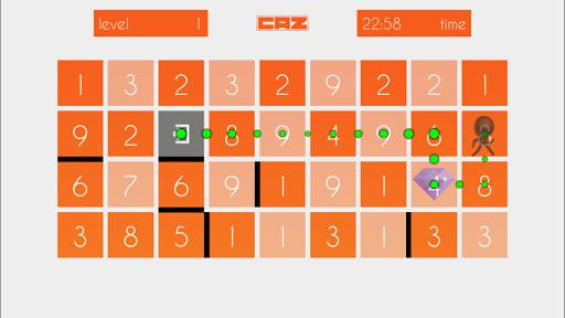 CAZ - Infinite Puzzle