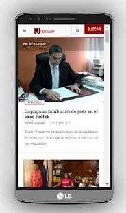 Judiciales.net - náhled