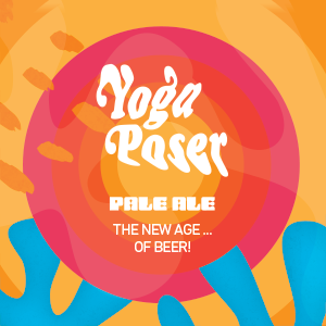 Logo of NoCoast Yoga Poser Pale Ale