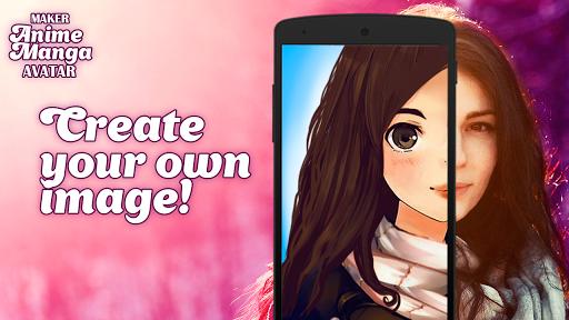 無料模拟AppのMaker anime manga avatar 記事Game