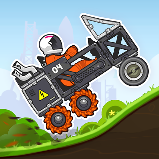 Rovercraft: Race Your Space Car Icon