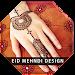 Eid mehndi design Icon