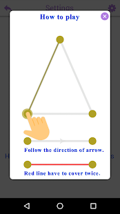 Draw in One Touch - 1Line Screenshot