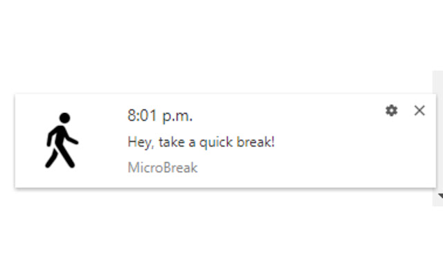 MicroBreak