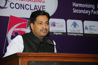 Photo: Krishan Gupta, CEO. Organics India