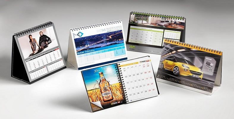 In lịch để bàn - Những lưu ý quan trọng khách hàng nên biết