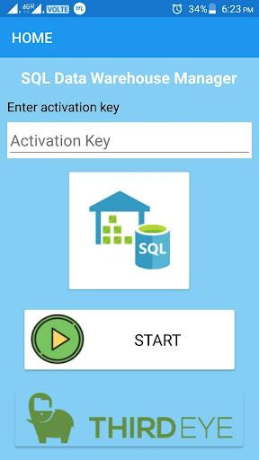 SQL Data Warehouse Manager 1.1 screenshots 1