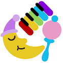 Mom and Baby Music App icon
