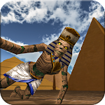 Ancient Mummy Battle Simulator: Modern City Life Icon