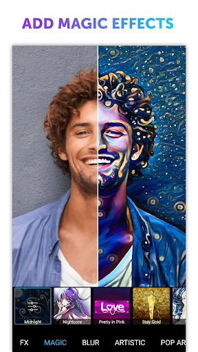PicsArt Photo Studio: Collage Maker & Pic Editor app (apk) free download for Android/PC/Windows screenshot