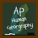 AP Human Geography Exam Prep icon