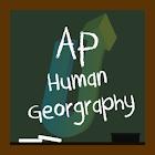 AP Human Geography Exam Prep icon
