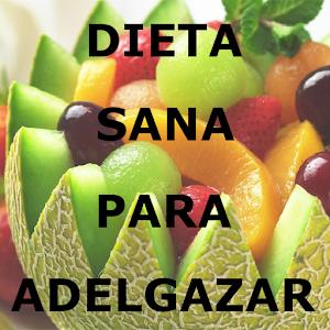 Dieta Sana para Adelgazar 1.1 Icon