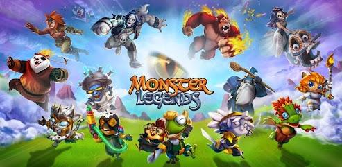 دانلود بازی Monster Legends
