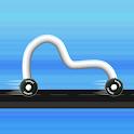Draw Car 3D icon