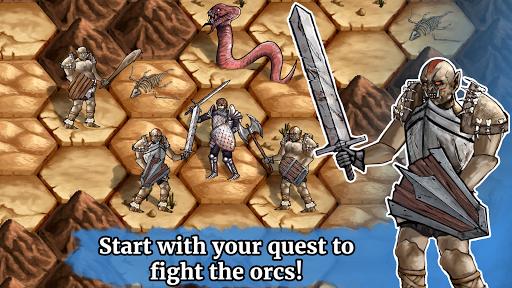 Paladin's Story: Fantasy RPG (Offline) filehippodl screenshot 5