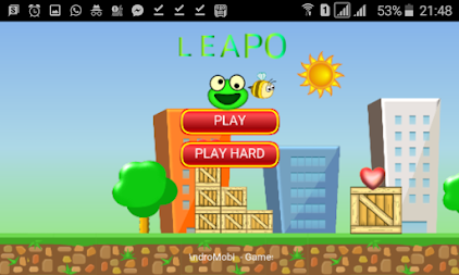 FrogLove Game APK screenshot thumbnail 6