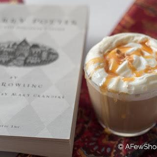 Butterbeer Latte Recipe.