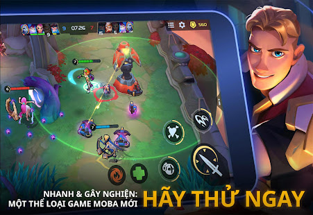 Hack Game Planet of Heroes - MOBA 5v5 Miễn Phí