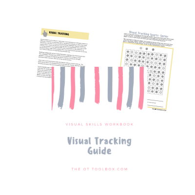 Visual tracking guide