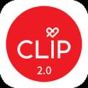 CLiP- 알아서 챙겨주는 신용카드,멤버십,포인트,쿠폰 icon