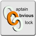 Captain Obvious Clock icon