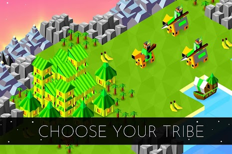 The Battle of Polytopia - An Epic Civilization War Screenshot