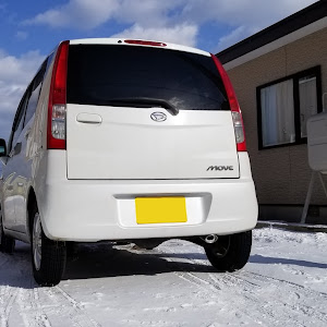 ムーヴ L185S 親車 Lのカスタム事例画像 青森県のタイプゴールドさんの2019年02月02日13:29の投稿