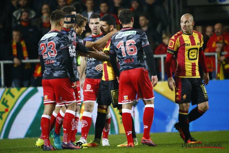 """Malines n'a pas vu rouge ce week-end: """"Mouscron s'y était préparé"""""""