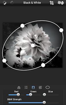 Dramatic Black & Whiteのおすすめ画像1