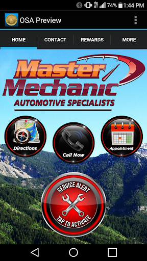 Master Mechanics