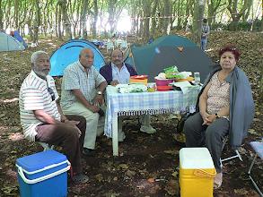 Photo: Houve quem tivesse acampado na Mata