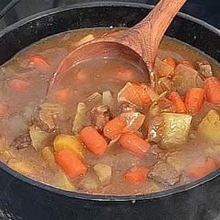 Sara's Beef Stew.
