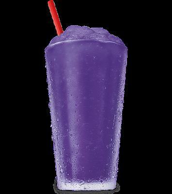 Sonic Drive In Menu Frozen Drinks