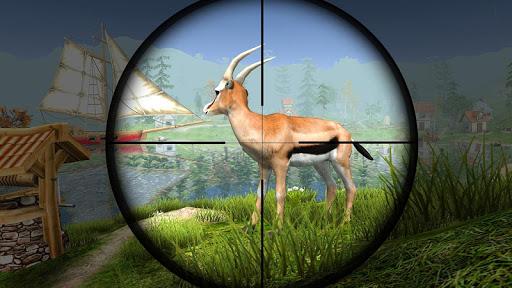 Télécharger gratuit jeux chasse cerf sauvage 2020! nouveau chasseur 3d APK MOD 2